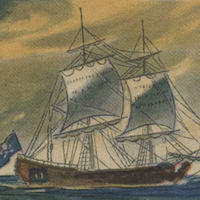 Types of Pirate Ships - Brig