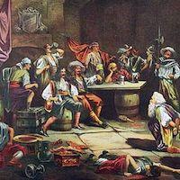 Golden Age of Piracy - Buccaneering Era Icon
