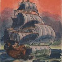Types of Pirate Ships - British Man-o-War