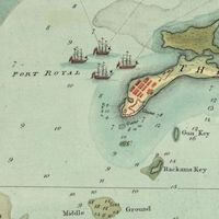 Golden Age of Piracy - Port Royal Icon