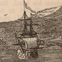 Types of Pirate Ships - Queen Anne's Revenge