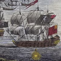 Types of Pirate Ships - Royal Fortune