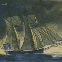 Types of Pirate Ships - Schooner