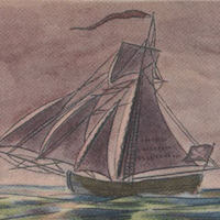 Types of Pirate Ships - Sloop