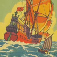 Types of Pirate Ships - Spanish Galleon