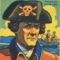 Pirate Rounders - Thomas Howard Icon