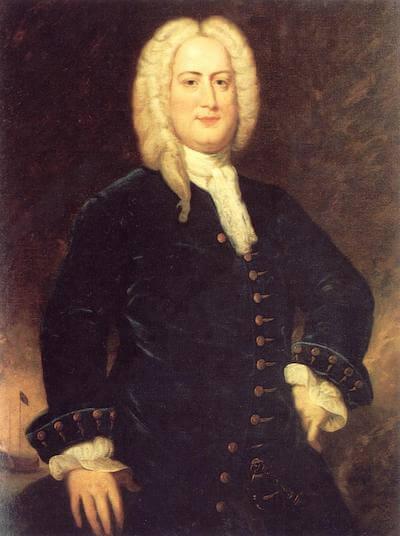 Pirate Hunters - Chaloner Ogle Portrait (1745-47)